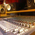 dvoicebox studio mixing desk
