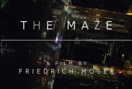 The Maze - film Title credit