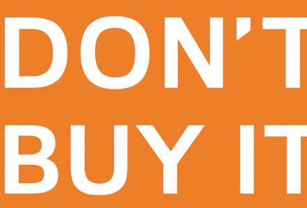 BIS - Don't Buy It video image