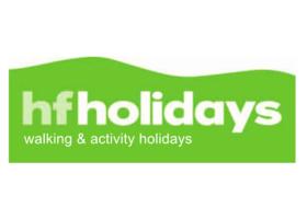 HF Holidays Logo
