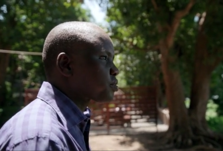 Image from documentary about South Sudan