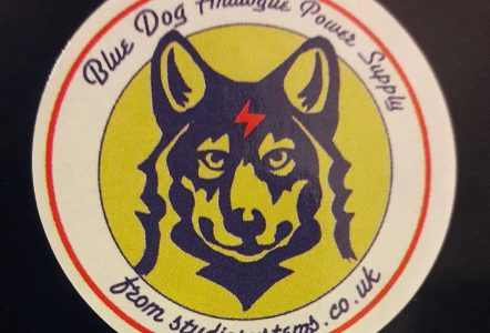 Blue Dog Power Supply logo