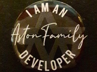 Aston Family Developer Badge