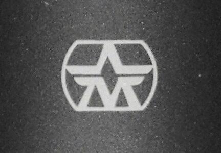 Aston Microphone detail - logo